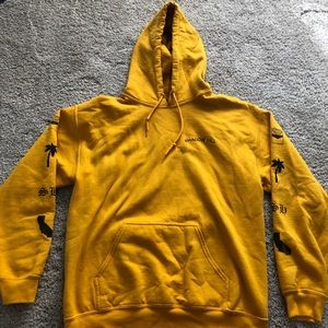 TRADE Shadowhill Tangerine Oversized Merch Hoodie